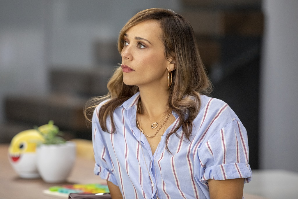 Rashida Jones as Joya Barris in 'BlackAF'