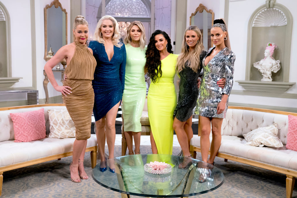 Bravo Teases First Look of 'RHOBH' Season 10 Intro With 'Trolls' Taglines