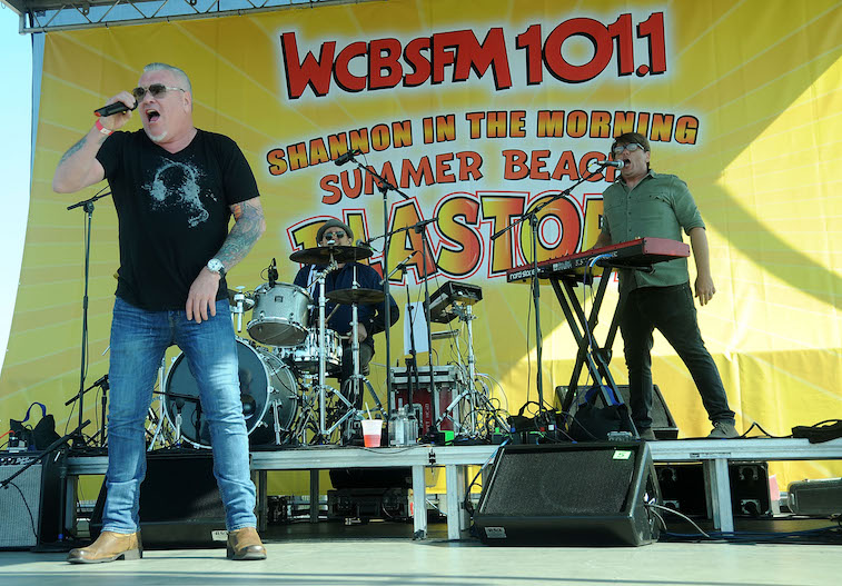 Smash Mouth performs onstage