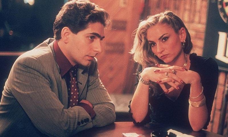 Michael Imperioli and Drea de Matteo in 'The Sopranos'