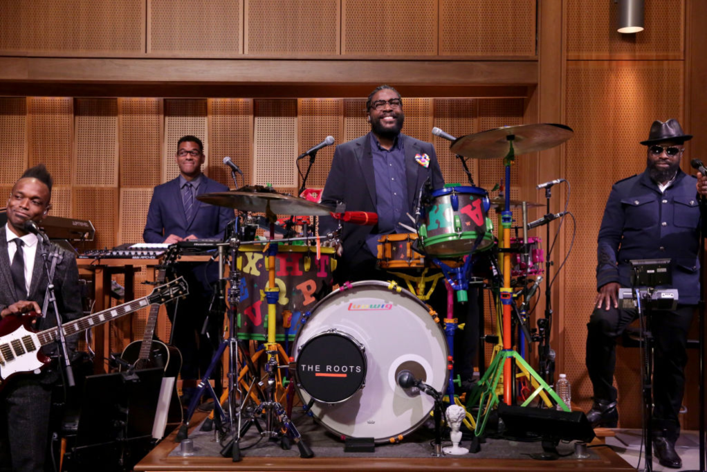 The Roots on Jimmy Fallon