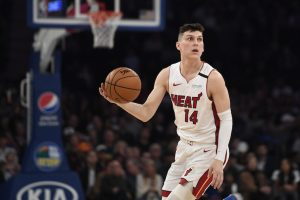 Tyler Herro's First Big Purchase After Joining the NBA Was for His Mom