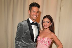 Why Sarah Hyland Says She's 'the Child' in Her Relationship With Wells Adams