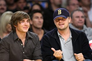 Leonardo DiCaprio Was Surprised by How Much Attention Zac Efron Got During His 'High School Musical' Days