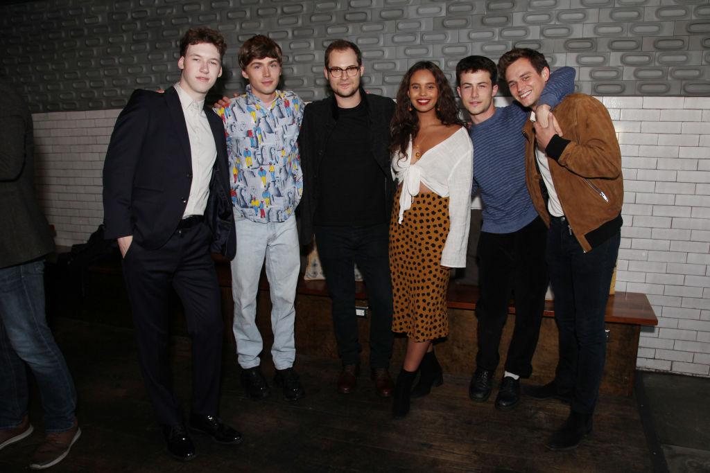 '13 Reasons Why' Cast Celebration
