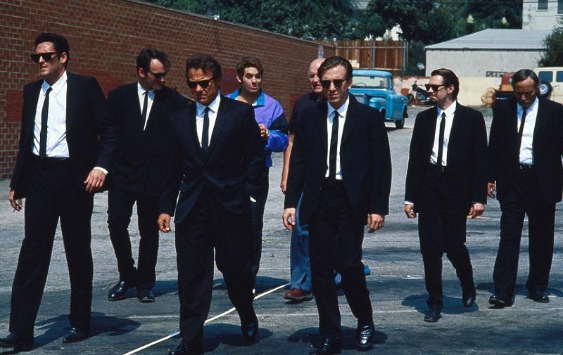 'Reservoir Dogs' film still