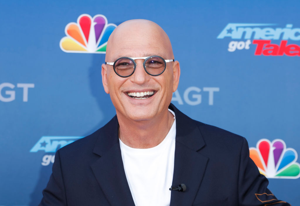 "Howie Mandel attends the ""America's Got Talent"" Season 15"