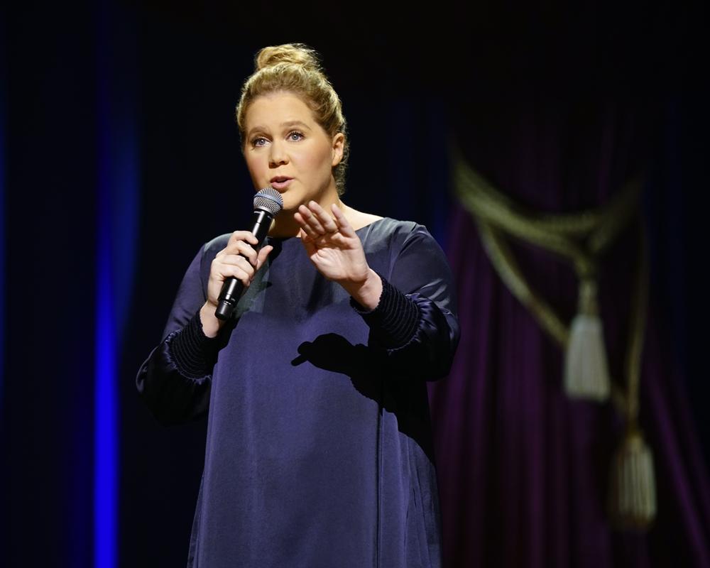 Netflix: Amy Schumer - Growing