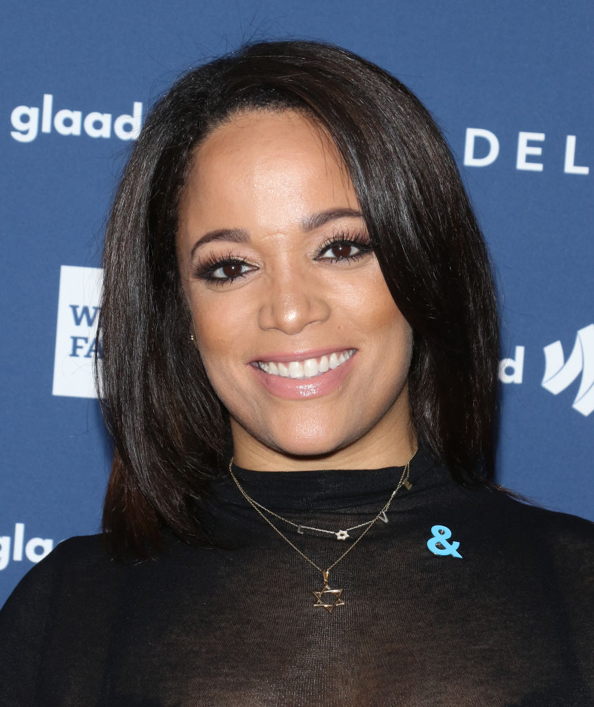 Aneesa Ferreira attends the 30th Annual GLAAD Media Awards