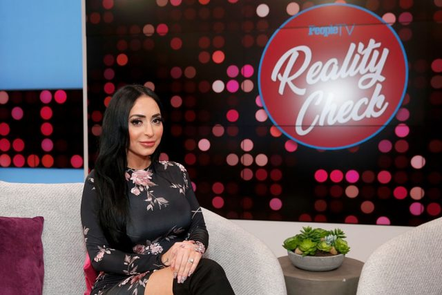 'Jersey Shore: Family Vacation': Angelina Pivarnick Is Only On Speaking Terms With 1 Roommate Since Her Wedding