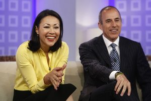 Matt Lauer Gets Blasted on Twitter for His Op-Ed Targeting Ronan Farrow and Ann Curry
