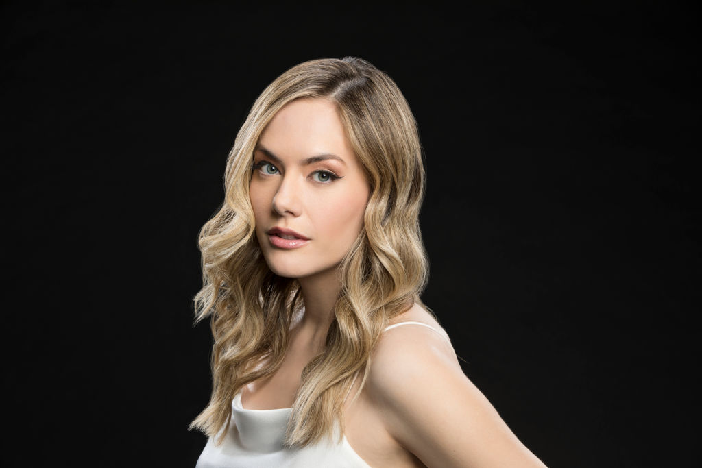 Annika Noelle of 'The Bold and the Beautiful