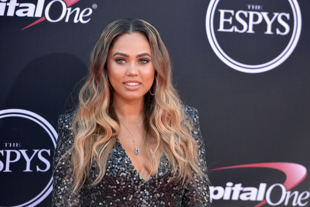Ayesha Curry at the 2017 Espys | Matt Winkelmeyer/Getty Images