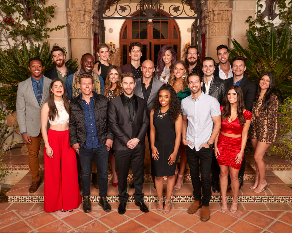 """The cast of ABC's """"The Bachelor Presents: Listen to Your Heart"""" - Season One"""