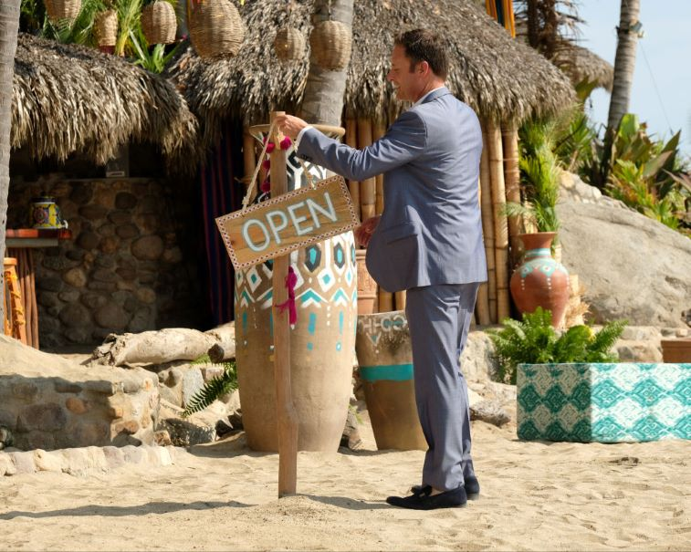 'Bachelor In Paradise' Chris Harrison puts up an 'Open' sign