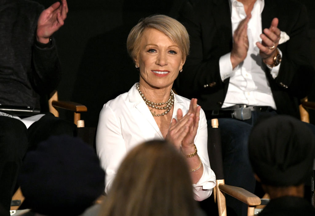 Barbara Corcoran attends Sony Pictures Television's Emmy FYC Event