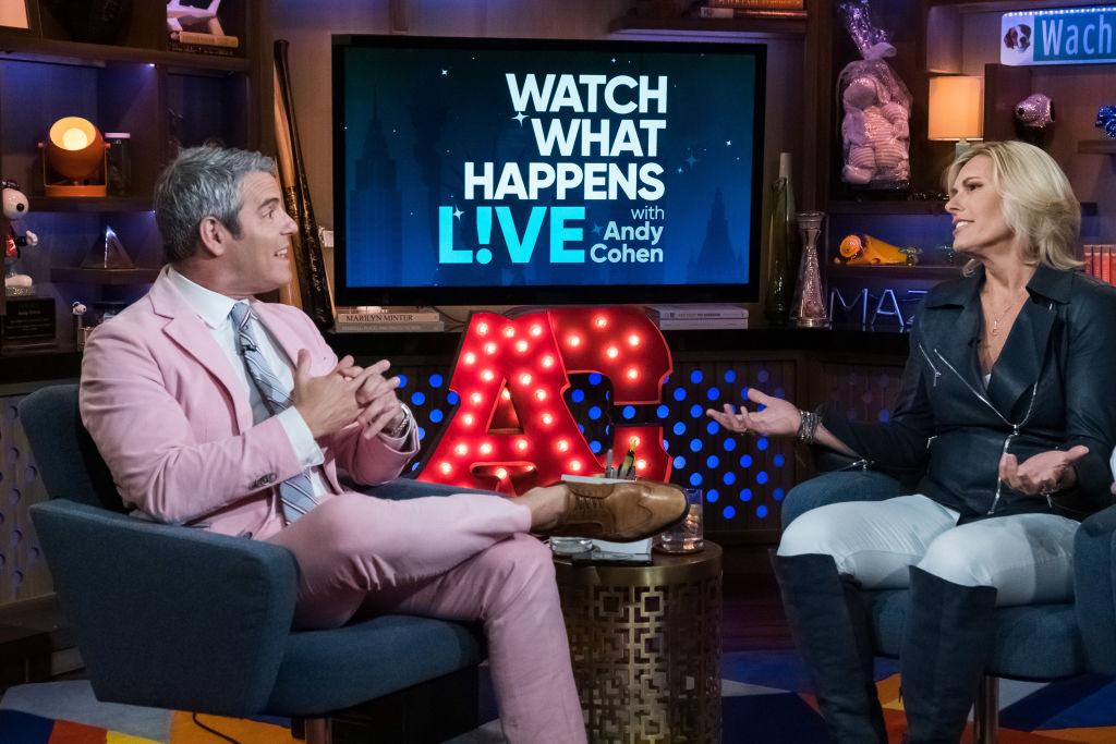 Andy Cohen, Captain Sandy Yawn