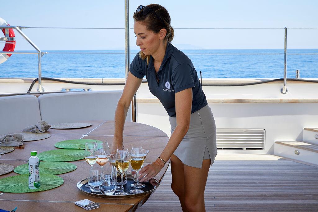 Jenna MacGillivray from 'Below Deck Sailing Yacht'
