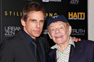 'The Tonight Show': Ben Stiller Shares Jerry Stiller Memorial Plans