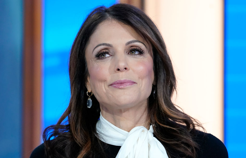 """Bethenny Frankel at """"Mornings With Maria"""" at Fox Business Network Studios"""