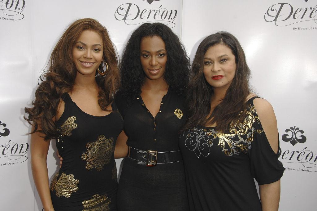 Beyoncé, Solange, Tina Knowles-Lawson