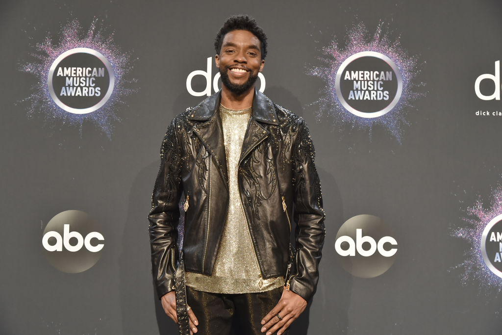 Black Panther Star Chadwick Boseman Was Still Helping Other Cancer Patients While Losing His Battle