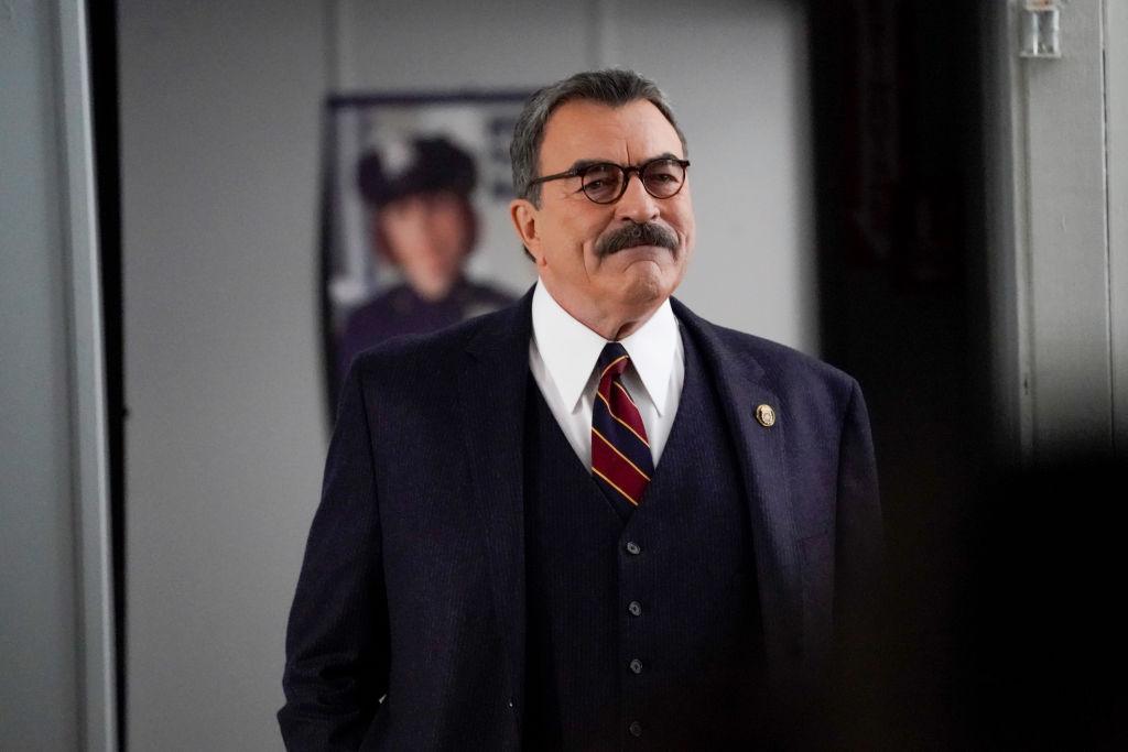 Tom Selleck as Frank Reagan of 'Blue Bloods'