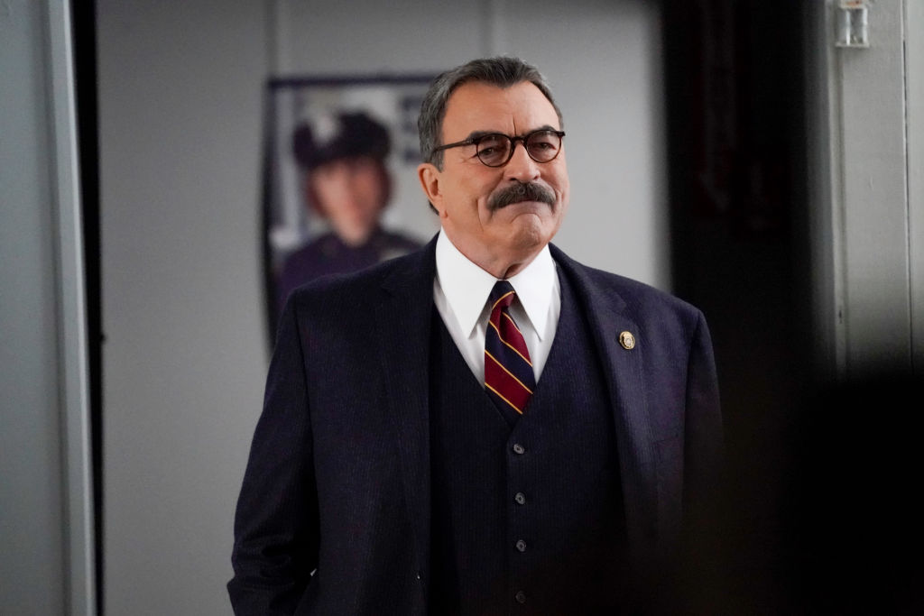 Tom Selleck as Frank Reagan of 'Blue Bloods'