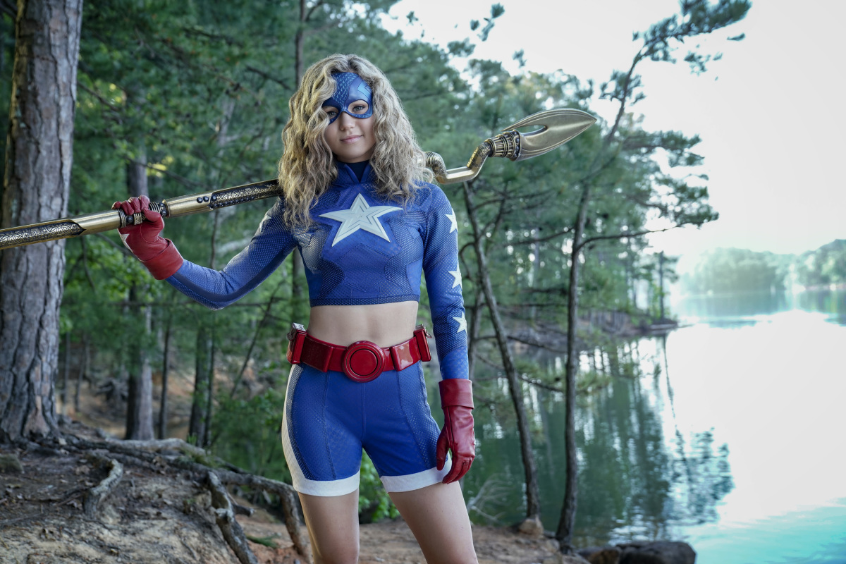 DC's Stargirl' Name Drops Ted Knight, but Who Is He in DC Comics?