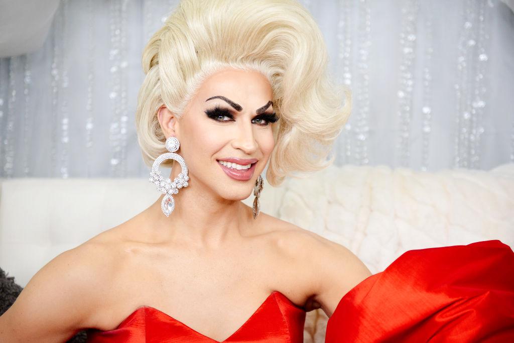Brooke Lynn Hytes attends RuPaul's DragCon LA 2019