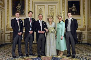 Prince Harry Had to Brace Himself for Prince Charles and Camilla Parker Bowles' Marriage, Body Language Expert Says