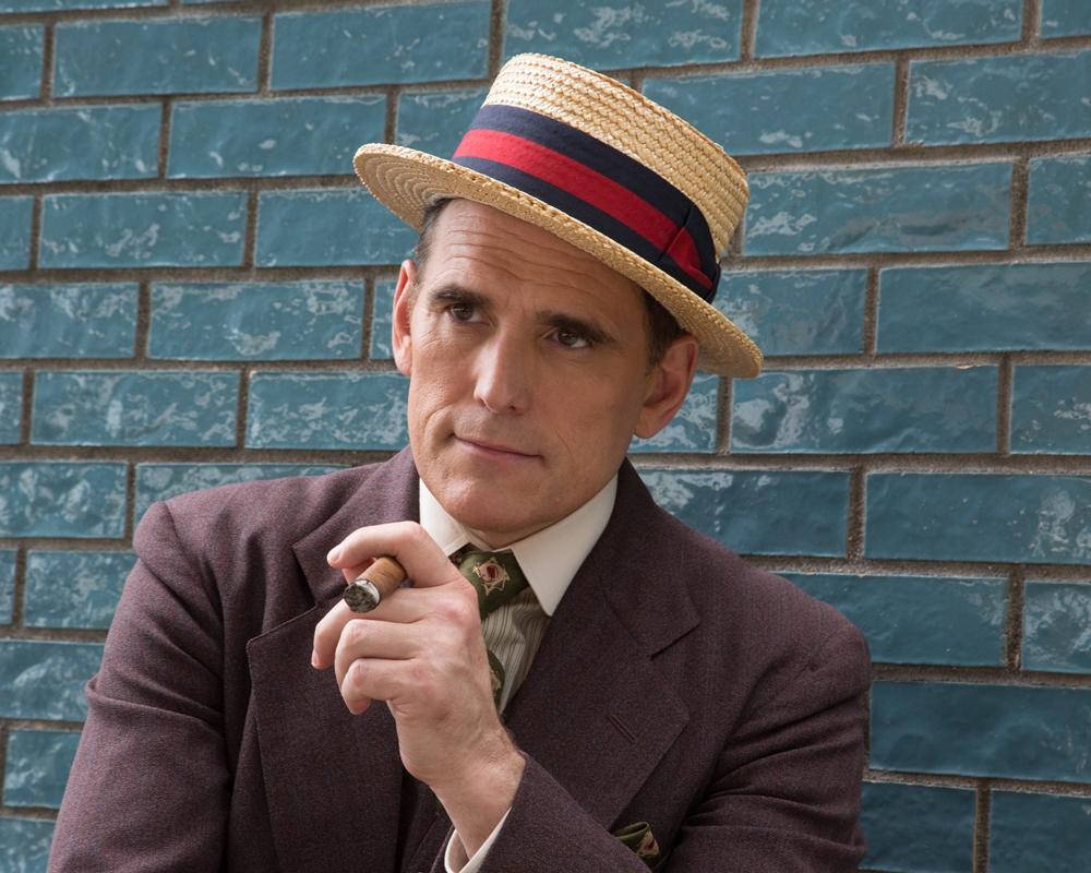 Capone: Matt Dillon