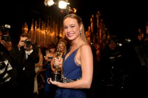 Is Captain Marvel Brie Larson the Only Avenger Who Has an Oscar?