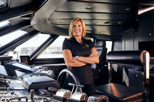 'Below Deck Med': Captain Sandy Shares What to Do If Your Crew Suspects a Guest Has Drugs on Board