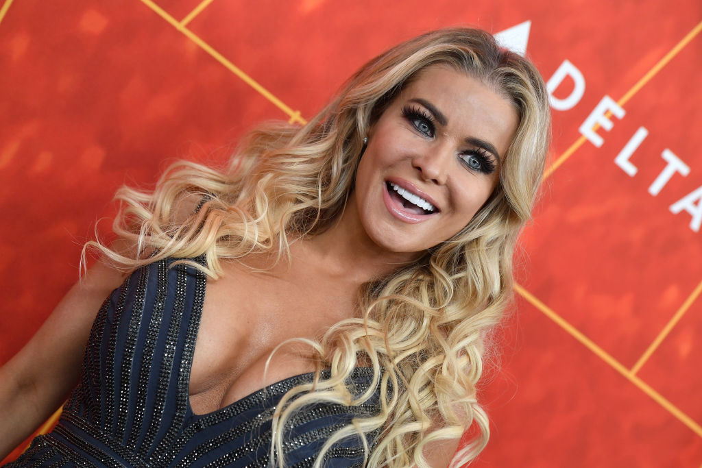 Does Carmen Electra Regret Marrying Dennis Rodman
