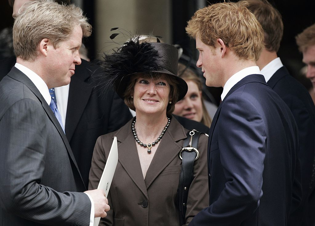 These Photos Show Just How Close Prince Harry Is With Princess Diana S Family
