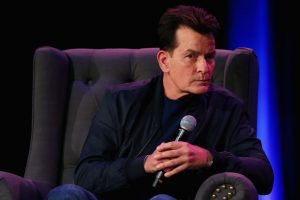 Charlie Sheen and His Year of Stolen Cars