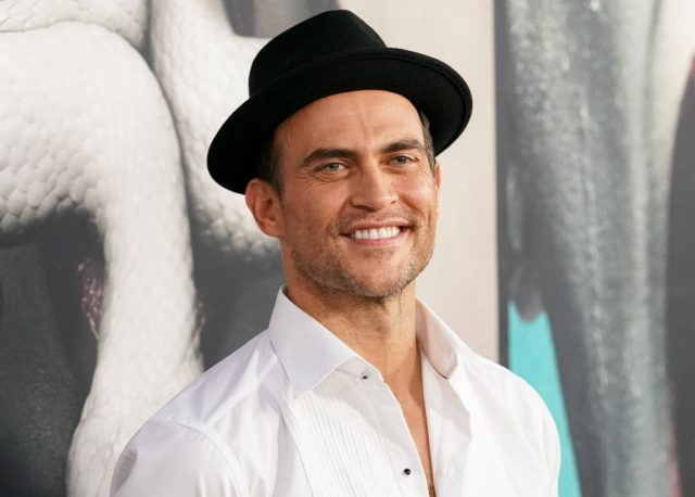 Cheyenne Jackson Shares 'Horrible Secret' of Scars From Multiple Hair Transplant Surgeries