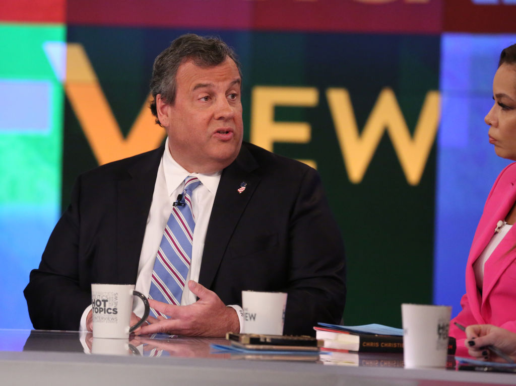 'The View' - Chris Christie