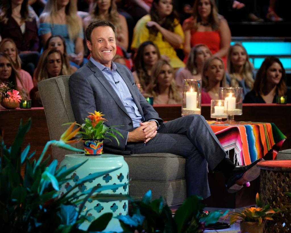"Chris Harrison on ABC's ""Bachelor in Paradise"" - Season Six"