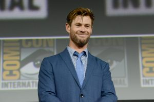 Chris Hemsworth Will Never Part With Thor's Original Hammer And His Wife Might Be Jealous