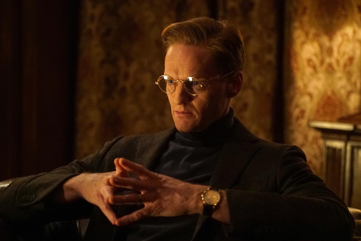 Christopher James Baker in 'DC's Stargirl'
