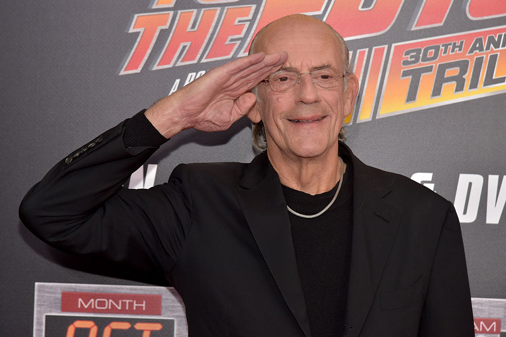 Christopher Lloyd | Theo Wargo/Getty Images