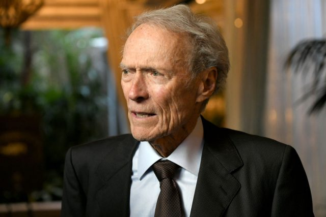 Clint Eastwood at the Annual AFI Awards