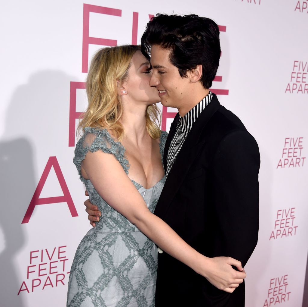 Cole Sprouse Lili Reinhart breakup