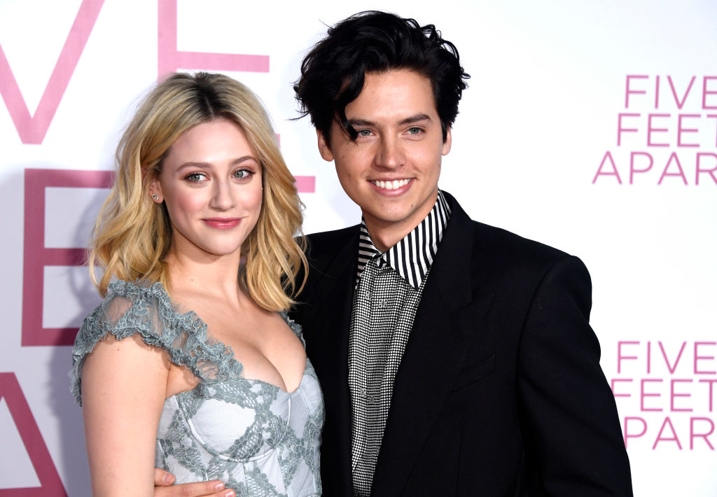 Cole Sprouse And Lili Reinhart Verlobt