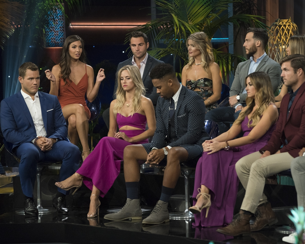 Colton Underwood on Bachelor in Paradise