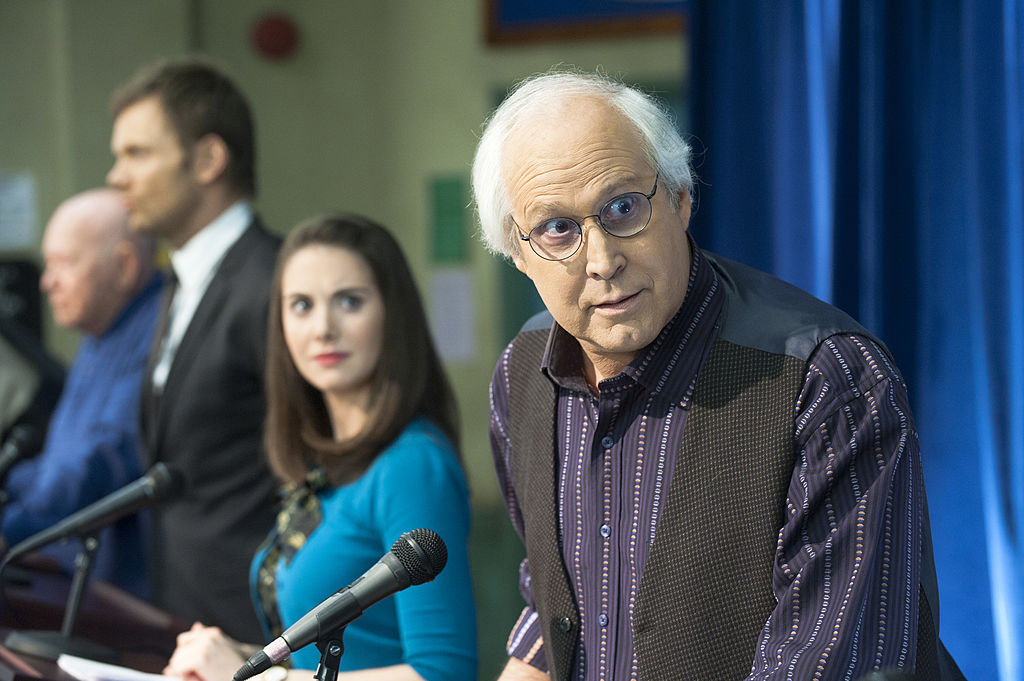 'Community' - Chevy Chase