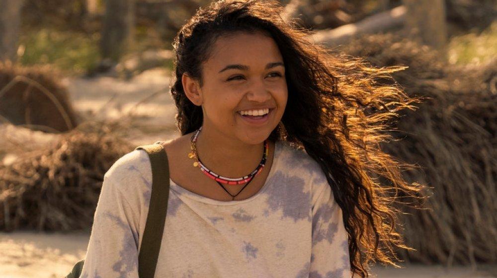 Madison Bailey Kiara 'Outer Banks'