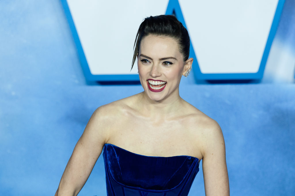 Daisy Ridley of 'Star Wars: The Rise of Skywalker'